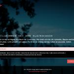 Webseite der Cordoviten