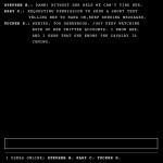 Gesprächsmitschnitt - Projekt Architeuthis